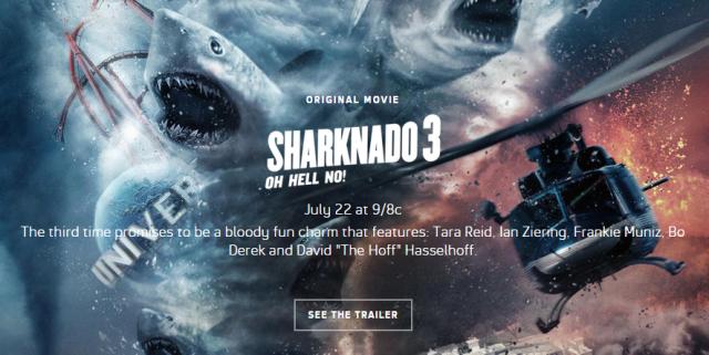 Sharknado3 banner