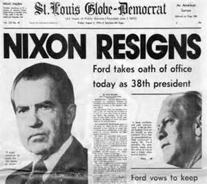 Nixon Resigns 2