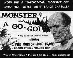 Monster a Go Go