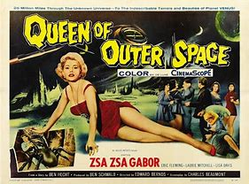 Queen of Outer Space 1