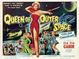 Queen of Outer Space 2