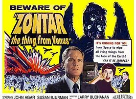Zontar the thing from Venus