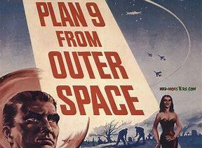 Plan 9 poster